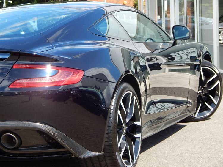 Aston Martin Vanquish V12 [568] 2+2 2dr Touchtronic image 23