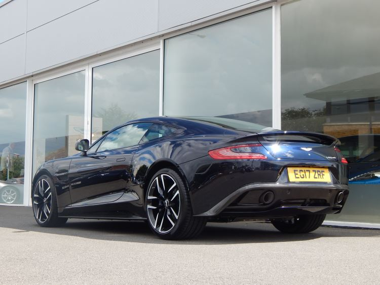 Aston Martin Vanquish V12 [568] 2+2 2dr Touchtronic image 18
