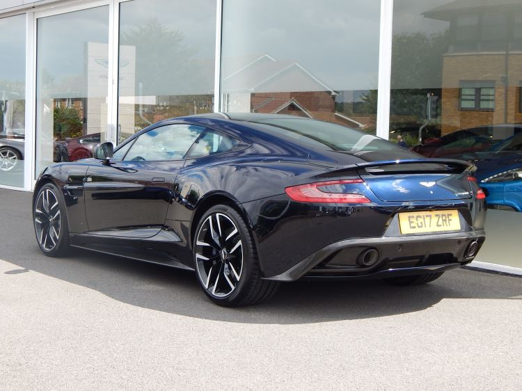 Aston Martin Vanquish V12 [568] 2+2 2dr Touchtronic image 15