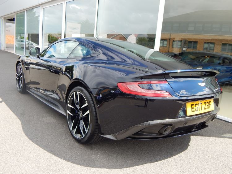 Aston Martin Vanquish V12 [568] 2+2 2dr Touchtronic image 16