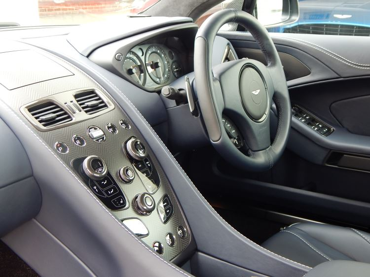 Aston Martin Vanquish V12 [568] 2+2 2dr Touchtronic image 13