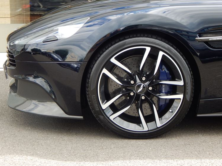 Aston Martin Vanquish V12 [568] 2+2 2dr Touchtronic image 25