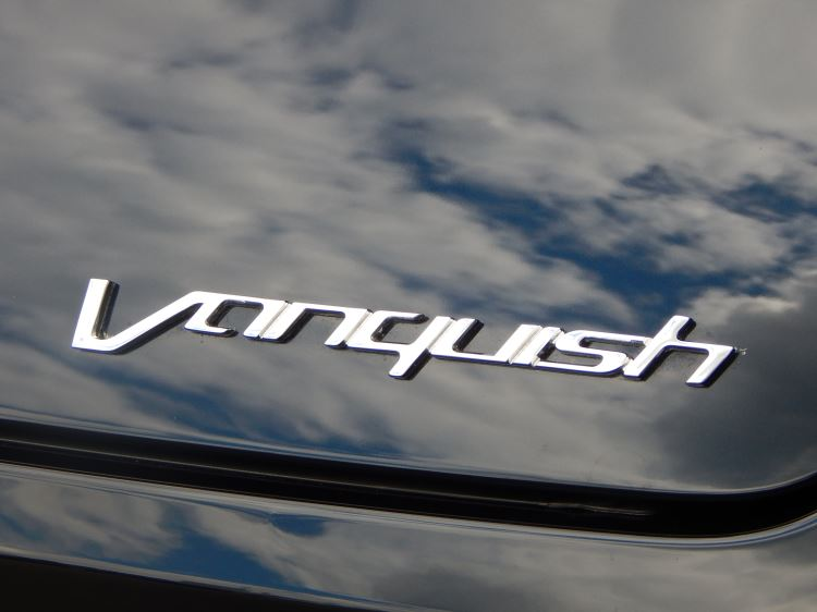Aston Martin Vanquish V12 [568] 2+2 2dr Touchtronic image 26