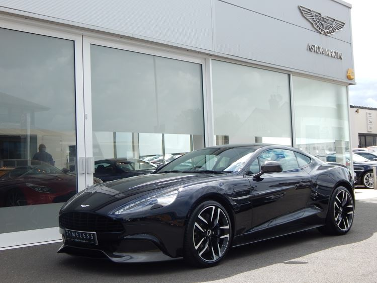 Aston Martin Vanquish V12 [568] 2+2 2dr Touchtronic image 9