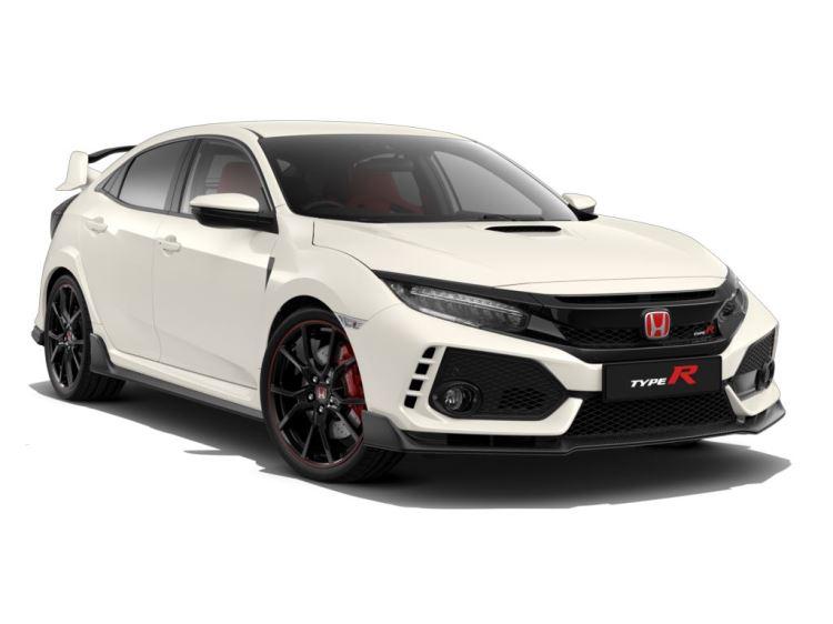 Honda Civic Type R 2.0 VTEC Turbo