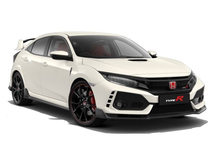 Honda Civic TYPE R All-New Honda Civic TYPE R is available now!