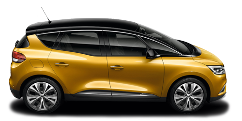 New Renault Scenic Cars