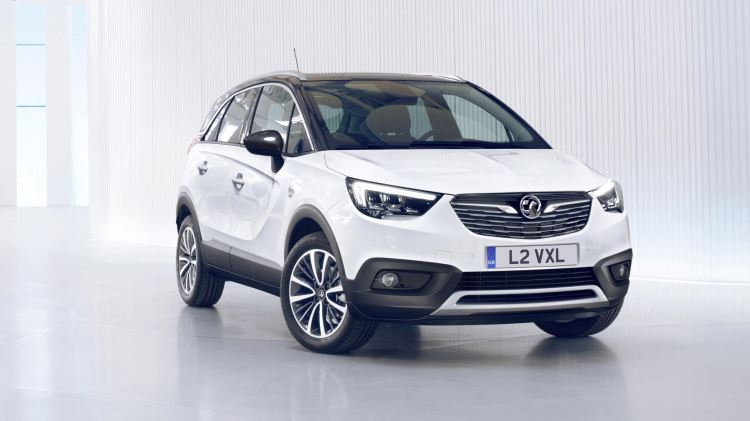 New Vauxhall Crossland X Cars