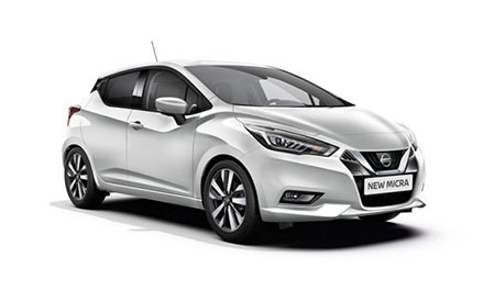 New Nissan Micra Cars