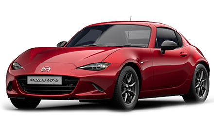 All-New Mazda MX-5 RF Cars
