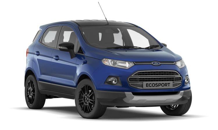 Ford EcoSport 1.0 EcoBoost 125 Titanium S 5dr