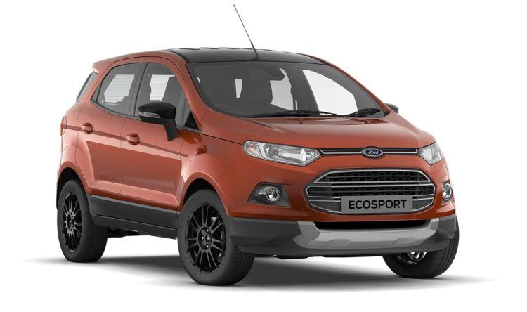 Ford EcoSport 1.5 TDCi 95 Titanium S 5dr