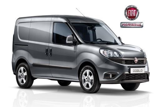 Fiat Doblo Cargo 1.3 Multijet 16v 95 Tecnico Euro 6 - from £189 p/m