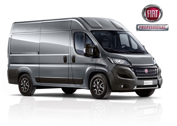 Fiat Ducato 35 LWB 2.3 MJ High Roof Tecnico from just £269 p/m