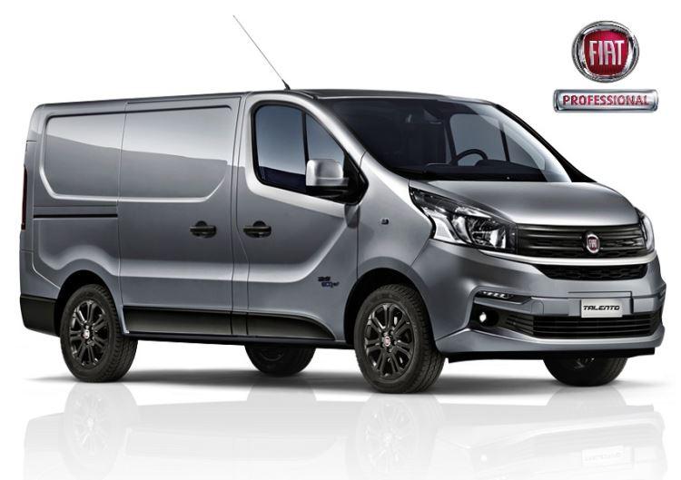 Fiat Talento 10 SWB 1.6 95 HP MULTIJET TECNICO SAVE £5650!