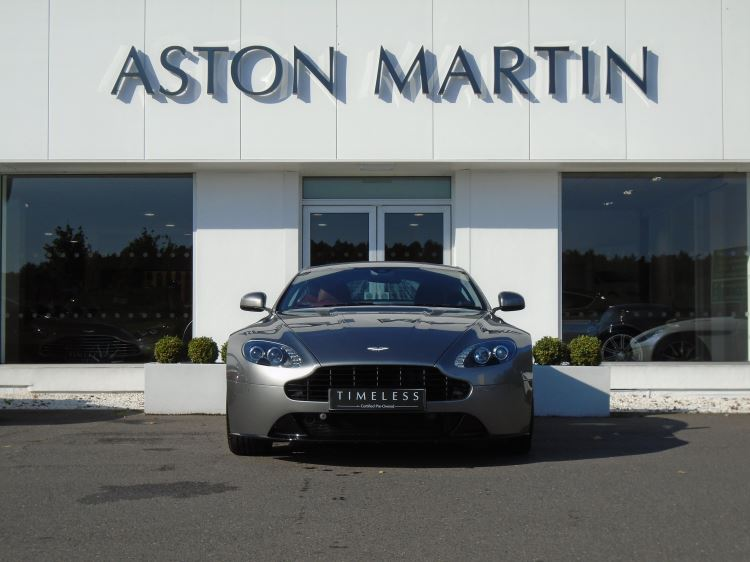 Aston Martin V8 Vantage S Coupe S 2dr 4.7 3 door Coupe (2017) image