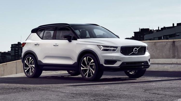 Volvo XC40  – The new small SUV that's big on innovation