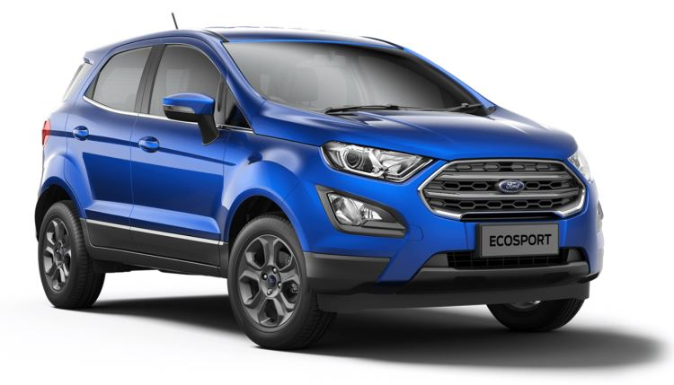 Ford EcoSport 1.5 TDCI 100PS