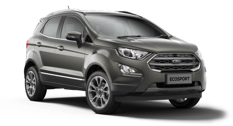 Ford EcoSport 1.0 EcoBoost 125PS Titanium 5dr