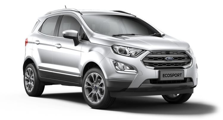 Ford New EcoSport 1.0 EcoBoost 125ps Titanium Automatic 5dr