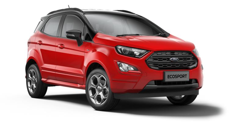 Ford New EcoSport 1.0 EcoBoost 125ps ST Line 5dr