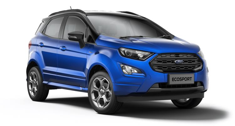 Ford EcoSport 1.0 EcoBoost 140PS ST-Line
