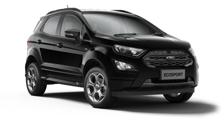 Ford New EcoSport 1.0 EcoBoost 125ps ST Line Automatic 5dr