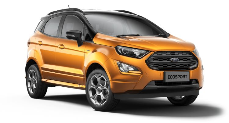 New Ford EcoSport Cars