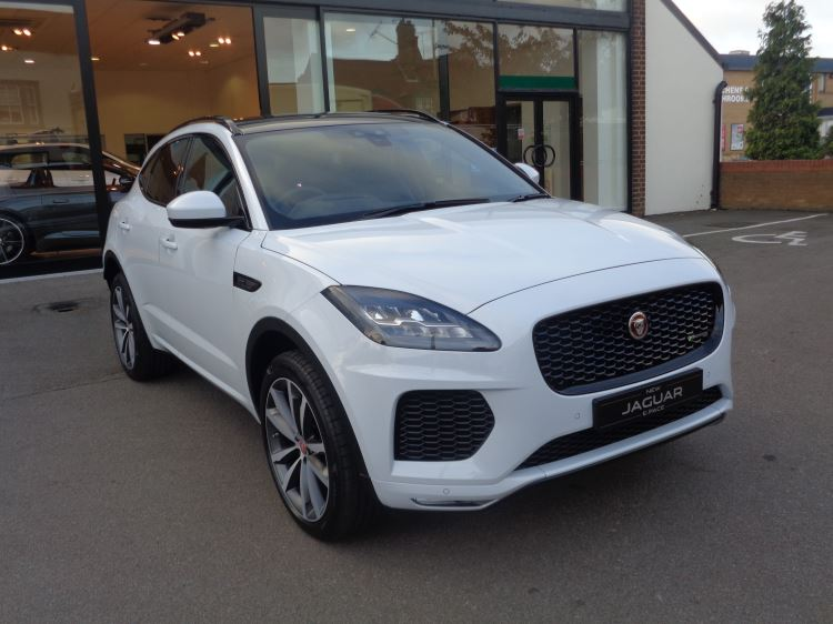 Jaguar E-PACE Orders now being taken for early Delivery 2.0 5 door Estate (2019) image