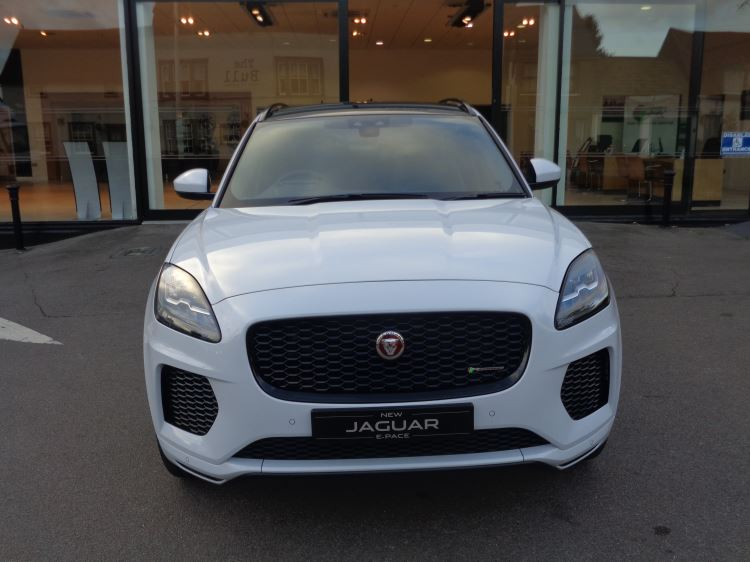 Jaguar E-PACE Orders now being taken for early Delivery image 4