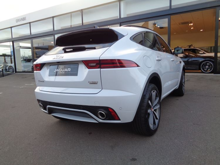 Jaguar E-PACE Orders now being taken for early Delivery image 7