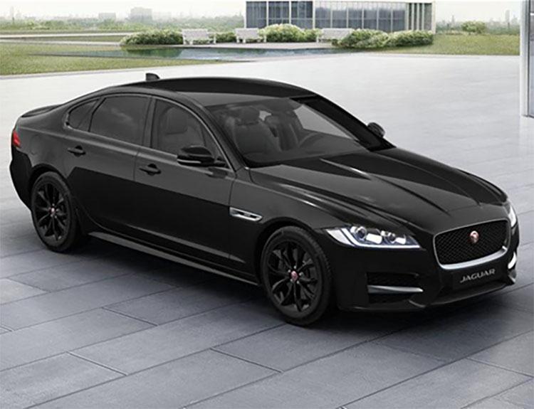Jaguar XF R-Sport 2.0d 180PS Auto Black Edition