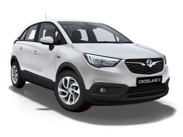 New Vauxhall Crossland X Cars