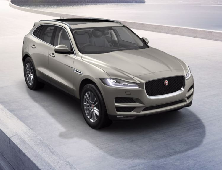 Jaguar F-PACE Prestige Diesel Estate 2.0d 5dr Auto