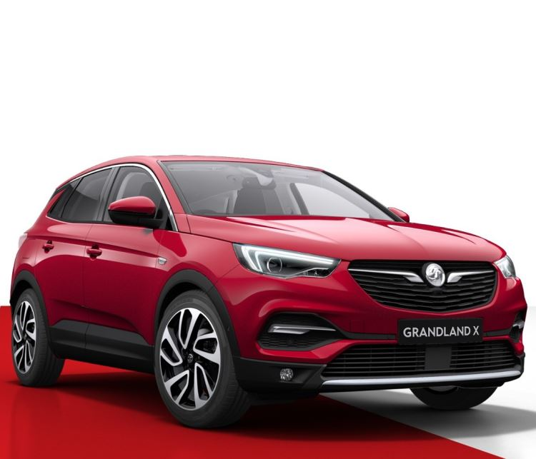Vauxhall Grandland X 1.6T Diesel 120ps [Start/Stop] BlueInjection