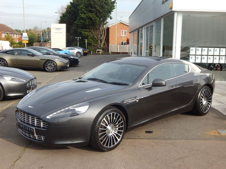 Aston Martin Rapide V Dr Touchtronic Automatic Door Saloon - Used aston martin rapide