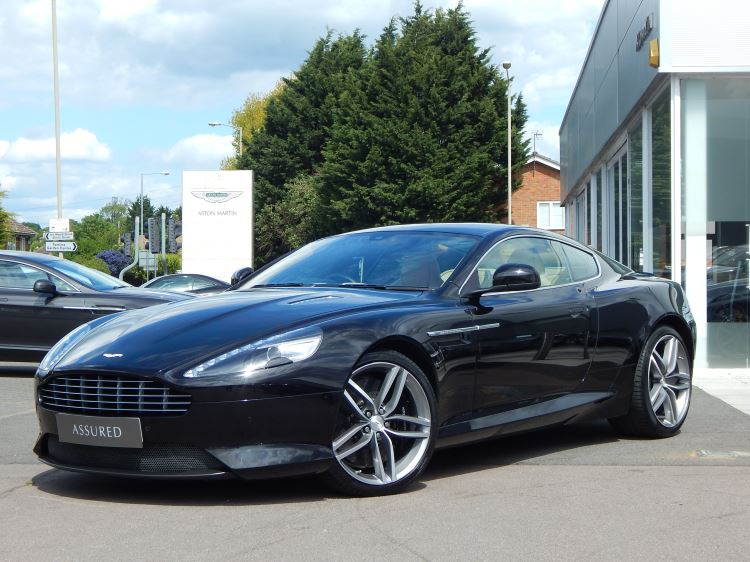 Aston Martin DB9 V12 2dr Touchtronic 5.9 Automatic Coupe (2013) image