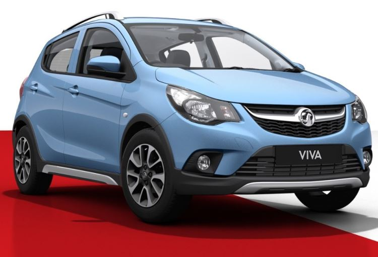 Vauxhall Viva Rocks 1.0i 75ps