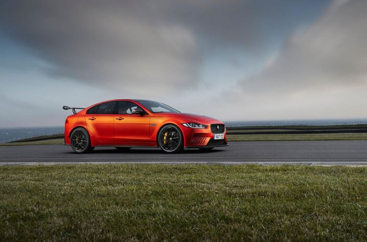 Jaguar  XE Project 8 Orders now being taken for 2018