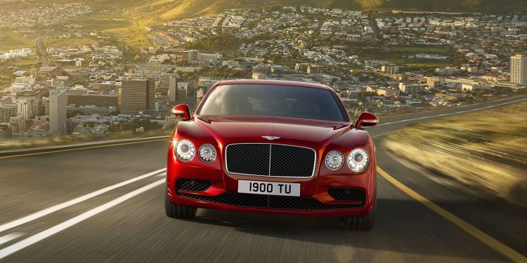 Bentley Flying Spur V8 S - Luxury and performance at its heart
