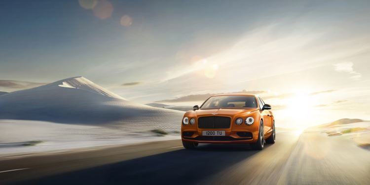 Bentley Flying Spur W12 S -  Sets new standards in the world of luxury cars