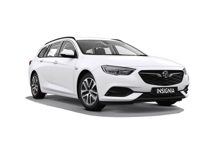 Vauxhall Insignia Sports Tourer 1.5T Design 165PS