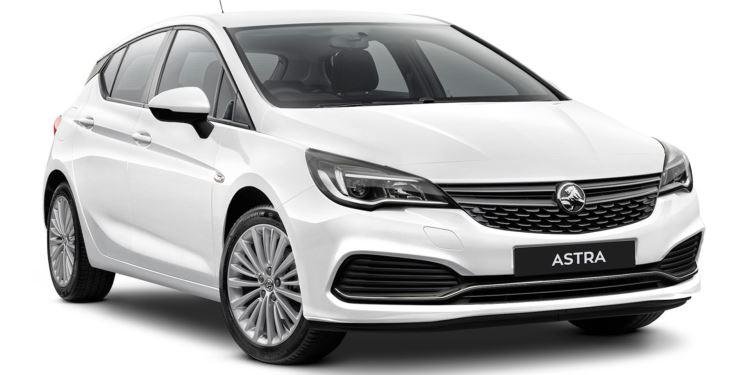 Vauxhall Astra 1.4T 16V 150 SE 5dr