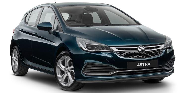 Vauxhall Astra 1.4i 16V SE 5dr