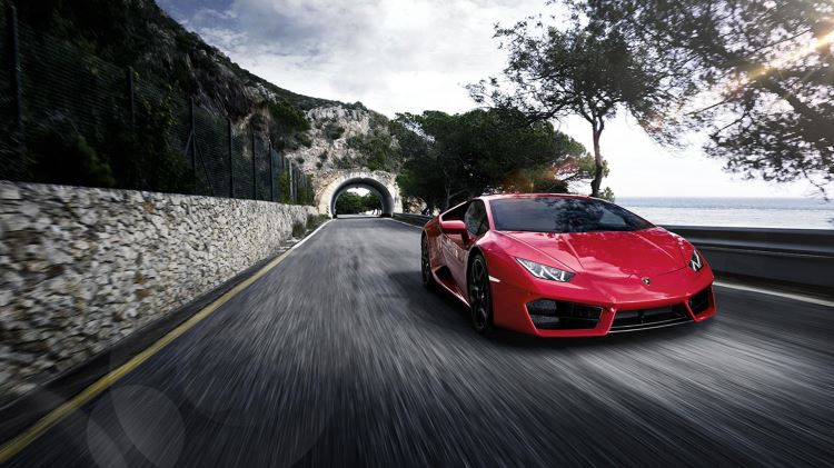Lamborghini Huracan RWD Coupe - Enjoyable Technology