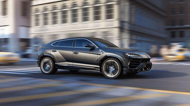 Lamborghini Urus - The World's First Super Sport Utility Vehicle