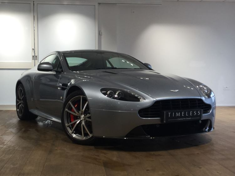 Aston Martin V8 Vantage S Coupe Coupe 4.7 Semi-Automatic 2 door (2016)