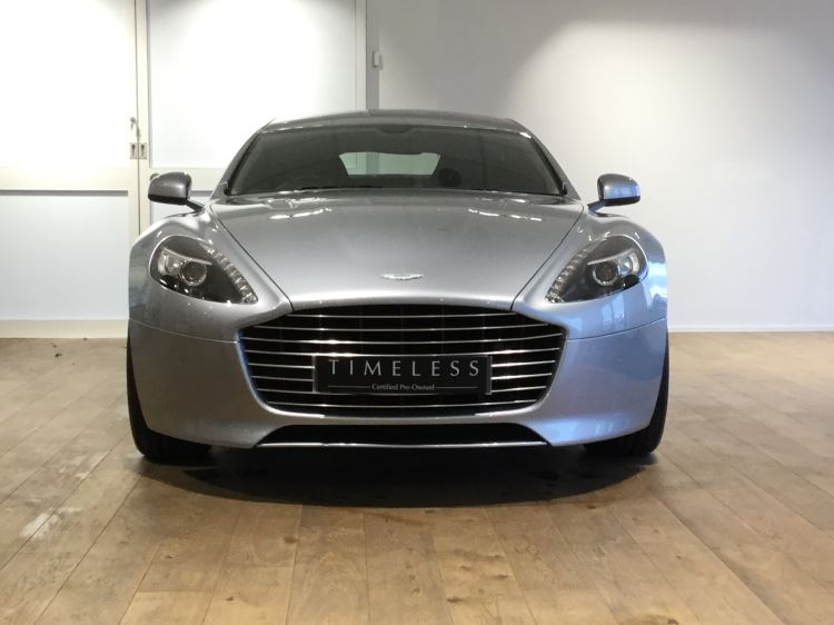 Aston Martin Rapide S V12 [552] 4dr Touchtronic II image 3