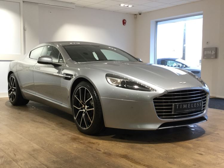 Aston Martin Rapide S V12 [552] 4dr Touchtronic II image 4