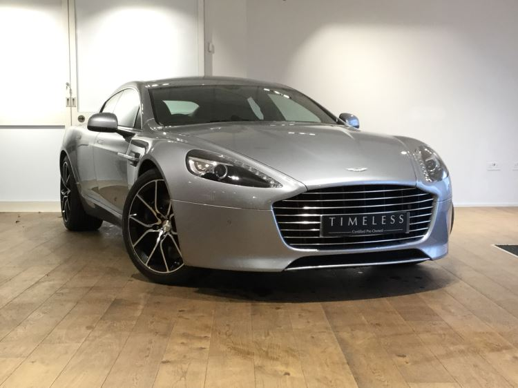 Aston Martin Rapide S V12 [552] 4dr Touchtronic II image 2